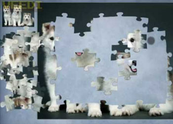 Play Simply Jigsaw online - Screenshot 1