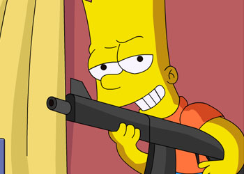 Play Simpsons 3d Save Springfield online - Screenshot 1