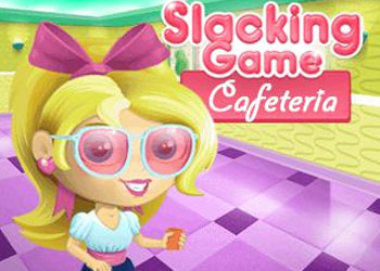 Play Slacking Cafeteria online - Screenshot 1