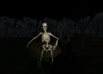 Play Slenderman must die Chapter 7 online - Screenshot 1