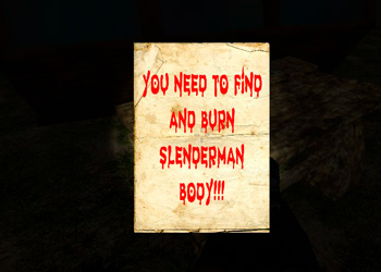 Play Slenderman must die Chapter 7 online - Screenshot 2