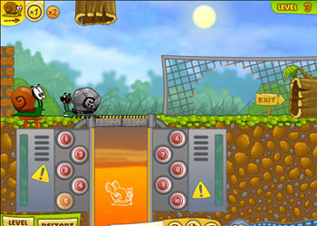 Play Snail Bob 2 online - Screenshot 1