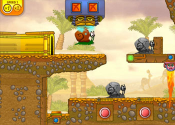 Play Snail Bob 3 online - Screenshot 1