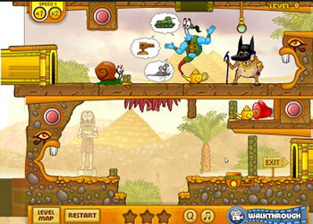 Play Snail Bob 3 online - Screenshot 2