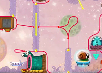 Play Snail Bob 4 online - Screenshot 2