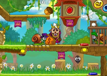 Play Snail Bob 5 online - Screenshot 2