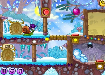Play Snail Bob 6 online - Screenshot 1