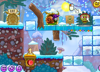 Play Snail Bob 6 online - Screenshot 2