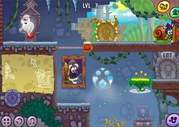 Play Snail Bob 7 online - Screenshot 1