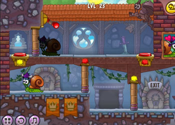 Play Snail Bob 7 online - Screenshot 2