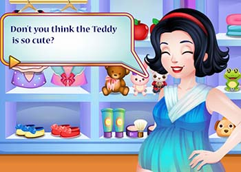 Play Snow White Pregnancy online - Screenshot 2