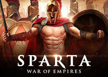 Play Sparta War of Empires online - Screenshot 1