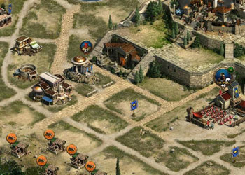 Play Sparta War of Empires online - Screenshot 2