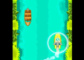 Play Speedy Boats online - Screenshot 1