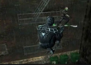 Play Spider-Man The Battle Within game online - Screenshot 2