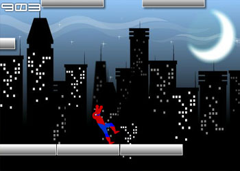 Play Spiderman - City Raid online - Screenshot 2