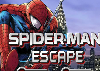 Play Spiderman Escape online - Screenshot 1