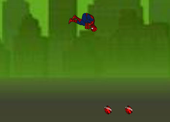 Play Spiderman Escape online - Screenshot 2