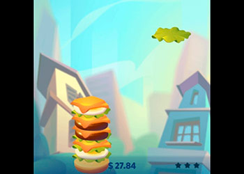 Play Stack The Burger online - Screenshot 2