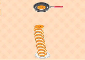 Play Stack The Pancake online - Screenshot 1