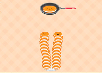 Play Stack The Pancake online - Screenshot 2