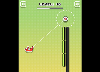 Play Stickman Rope online - Screenshot 2