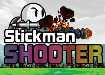 Play Stickman Shooter online - Screenshot 1
