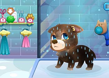 Play Stray Dog Care online - Screenshot 1