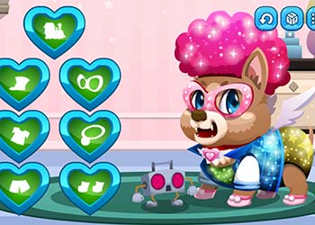 Play Stray Dog Care online - Screenshot 2