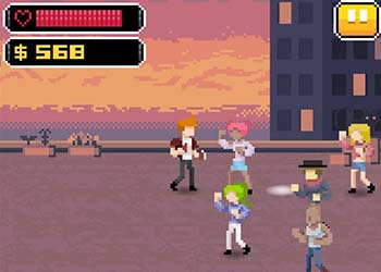 Play Street Fight online - Screenshot 1