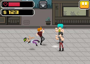 Play Street Fight online - Screenshot 2