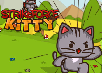 Play StrikeForce Kitty 1 online - Screenshot 1
