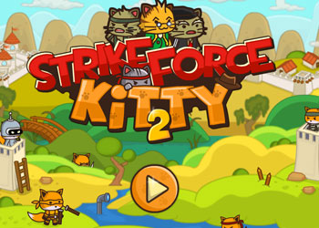 Play StrikeForce Kitty 2 online - Screenshot 1
