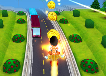 Play Subway Runner online - Screenshot 2