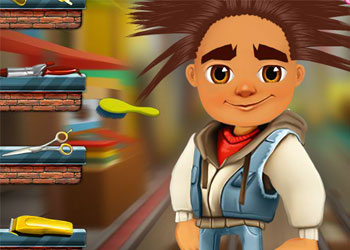 Play Subway Surfer Hairstyles online - Screenshot 1