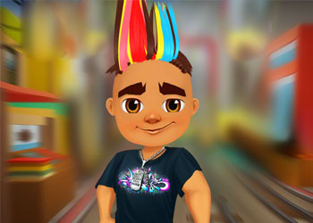 Play Subway Surfer Hairstyles online - Screenshot 2