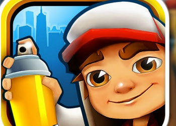Play Subway surfers New York online - Screenshot 1