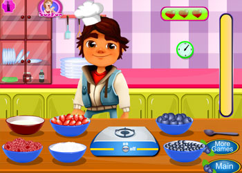 Play Subway Surfers Pancakes online - Screenshot 2