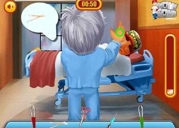 Play Subway Surfers Surgeon online - Screenshot 2