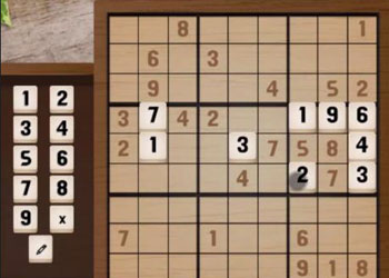 Play Sudoku Deluxe online - Screenshot 1