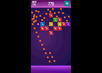 Play Super Balls online - Screenshot 1