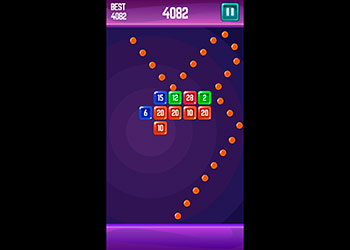 Play Super Balls online - Screenshot 2