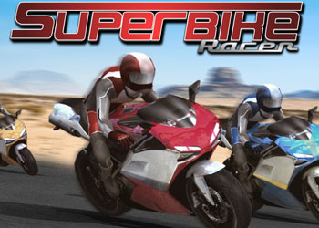 Play Super Bike Race Moto online - Screenshot 1