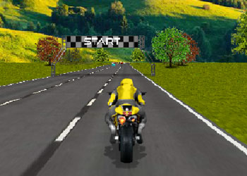 Play Super Bike Race Moto online - Screenshot 2
