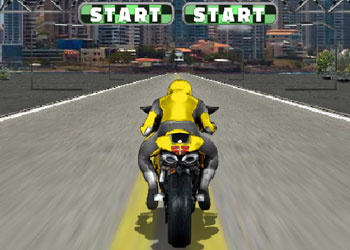 Play Sports Bike Challenge online - Screenshot 2