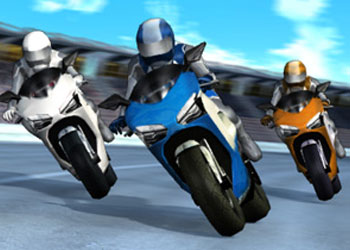 Play Super Bikes: Track Stars online - Screenshot 1