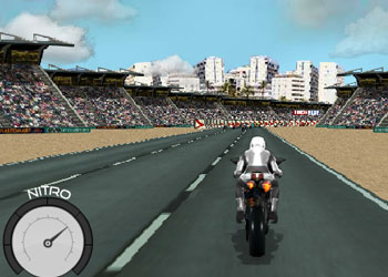 Play Super Bikes: Track Stars online - Screenshot 2