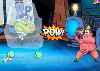 Play Super Brawl 4 online - Screenshot 1