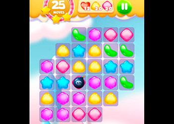 Play Super Candy Blast online - Screenshot 2