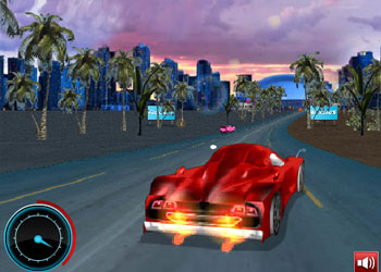 Play Supercar Road Trip 2 online - Screenshot 1